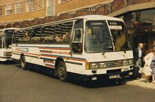 BUS PHOTO, WALES NATIONAL EXPRESS PHOTOGRAPH PICTURE, LEYLAND TIGER DUPLE COACH