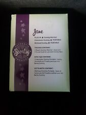 Scentsy Jane Scrolling Wrought Iron Design Plug-In Nightlight Wax Warmer RETIRED
