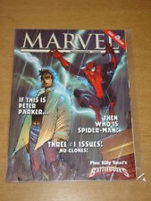 MARVEL MONTHLY CATALOGUE #5 1998 NOV VF US MAGAZINE SPIDERMAN PETER PARKER