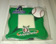 "Vintage Arizona Diamondbacks Tv3, Arizona's Family 3D Picture Frame 3""X3"" Pict."