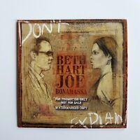 BETH HART JOE : BONAMASSA ♦ CD Album Promo ♦