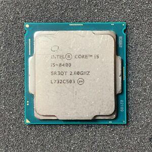Intel Core i5-8400 Six Core 2.8GHz 9MB LGA1151 CPU Processor SR3QT