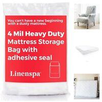"2.0 mil King Mattress Storage Bag California King Mattress Bag 90x76x15/"""