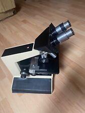 PZO Warszawa Mikroskop