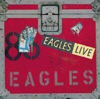 """EAGLES """"EAGLES LIVE"""" 2 CD NEU"""