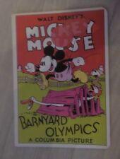 Disney carte postale - MICKEY MOUSE -