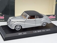 Detail Cars 1/43  - BMW 502 Cabrio Grise