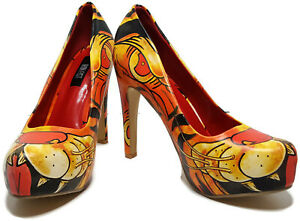 IRON FIST  Women/'s  Ruthless Tiger  Platform Heels