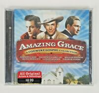 Amazing Grace A Country Gospel Collection CD New Factory Sealed 096741293924