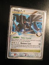 EX Pokemon DIALGA G LV.X Card PLATINUM Set 122/127 Ultra Rare Holo TCG 120 HP