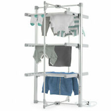 Lakeland Dry-Soon Electric 3 Tier Heated Indoor Clothes Airer (Under 6p / Hour!)