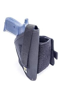 Outbags Nylon Neoprene Ankle Holster for Astra (Left)-Brand New-