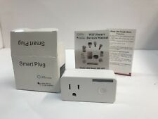 WiFi Smart Life Smart Plug Outlet Wireless Power Socket Alexa Google iOS Android