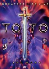 Toto - Greatest Hits Live ... and More | DVD | Zustand gut