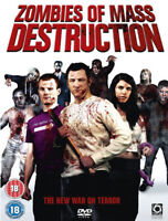 Zombies Of Mass Destruction DVD Nuevo DVD (OPTD1870)