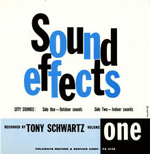 Various Artists - Sound Effects 1: City / Various [New CD]