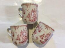 CHURCHILL Coffee Mug Cup Made in ENGLAND PinkToille Countryside Scene
