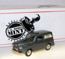 US Model Comme neuf/BROOKLIN us-36s, 1951 Crosley Super Sedan Delivery, Green, 1/43