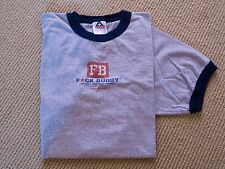 Men FB F*CK BUDDY SHIRT Good Natured No Strings short sleeve L