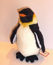 """Plush 11"""" H. Floppy Penguin, """"Waddles"""" By Douglas, New With Tags"""