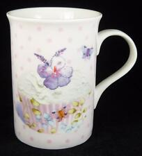 Christopher Vine 'Inhesion' Cupcakes & Butterflies Bone China Mug 2 Available