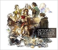 OCTOPATH TRAVELER ORIGINAL SOUNDTRACK 4 CD SQUARE ENIX NEW JAPAN 4988601466103