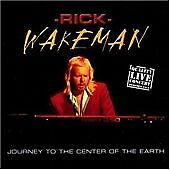 RICK WAKEMAN Journey to the Centre of the Earth CD Live