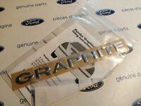 Ford Mondeo MK3 New Genuine Ford Graphite badge