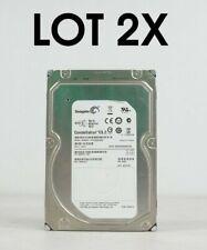 """LOT 2x Seagate ST32000645SS 3.5"""" 2TB SAS 6Gb/s 7200RPM Hard Drive"""