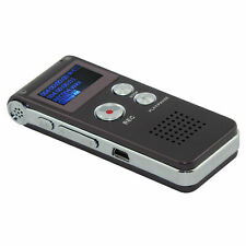 More details for 8gb digital voice recorder mini spy sound audio dictaphone mp3 player uk 2021