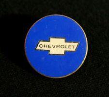 Chevrolet Hat Lapel Pin Accessory Bowtie Malibu BelAir Truck Badge S10 Impala GM