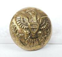 Antique Pre 1900s Scovill Mfg Co. Eagle Uniform Button B27