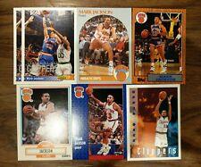 Mark Jackson NBA Basketball 5+ Card Lot Knicks Topps Archives Fleer UD Upper