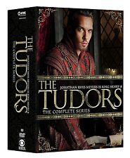 The Tudors Complete Series Season 1-4 DVD BOX SET Collection TV Show Lot Episode