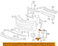 Chevrolet GM OEM Camaro Front Bumper Grille Grill-Lower Bracket Left 92243317