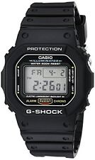 Casio G-Shock DW-5600E-1V New Original Digital Mens Watch 200M WR DW-5600E
