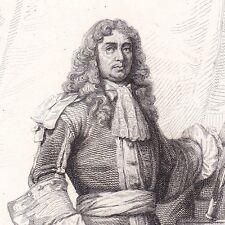 Maréchal François de Blanchefort de Créquy de Bonne Château de Marines Louis XIV