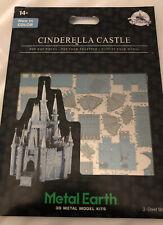Disney Parks WDW Cinderella Castle 3D Metal Earth Model Kit