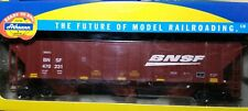 Athearn BNSF 54' PS 3-bay covered hopper