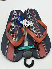 Boston Red Sox men's size 11 Sandal Thong Flip Flop