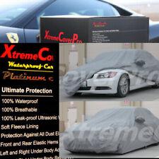 2007 2008 2009 2010 2011 BMW 328I 335I Waterproof Car Cover w/MirrorPocket GREY