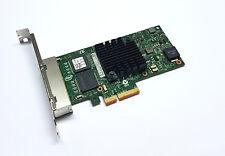 Dell THGMP / Intel I350-T4 Server Adapter Quad Port Gigabit NIC PCIe x4