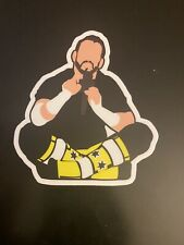 Pro Wrestling Crate Cm Punk Pipe Bomb Sticker