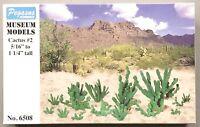 Pegasus Hobbies 6508 Museo Modelos Cactus #2 Cactus Modelismo (V-354