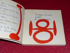 [Bibl. R-JEAN MOULIN ART XXe] RENCONTRE PIERRE REVERDY Picasso Miro MAEGHT 1970