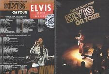 ELVIS FOR THE GOOD TIMES ON TOUR & BUFFALO 05/04/1972 LONG DIGIPACK 2 CDS SCELLÉ