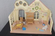Sylvanian Families Forest Nursery with babies