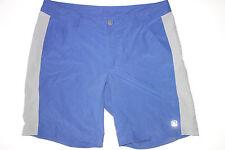 Eastern Mountain Sports EMS Men Shorts Size 40 Blue Nylon Casual b25