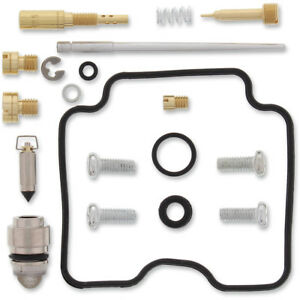 Moose Racing 1003-0606 Repair Kit Carburetor Yamaha YFM250R Raptor 2008-2013