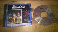 CD Jazz Hot Owls - Harlem Nights (12 Song) PASTELS